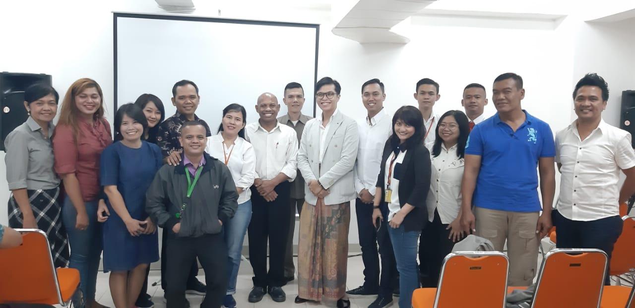Seminar Kemerdekaan Summarecon Bekasi