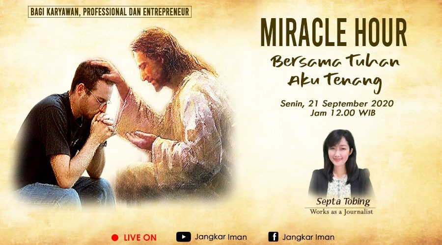 Miracle Day 21 September 2020