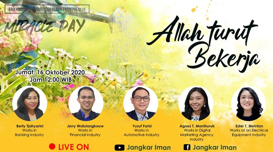 Miracle Day 17 Oktober 2020