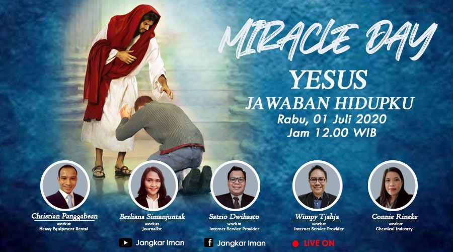 Miracle Day, Wednesday 1 July 2020