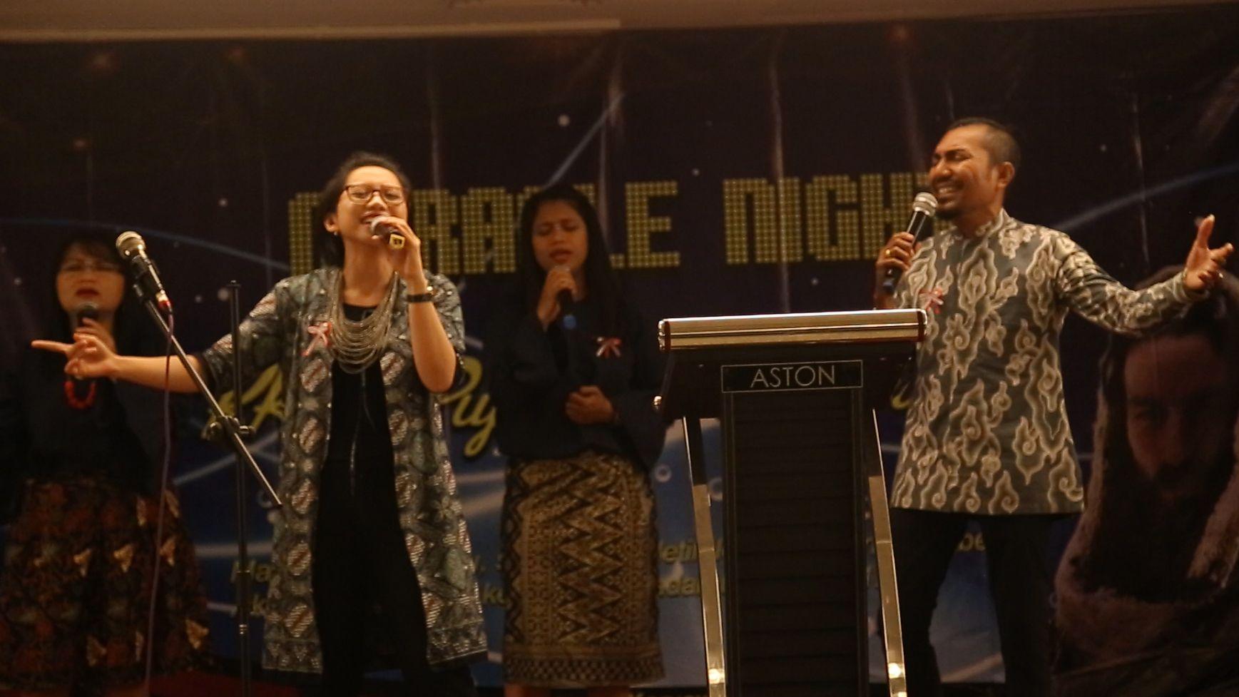 Miracle Night Event in Banjarmasin