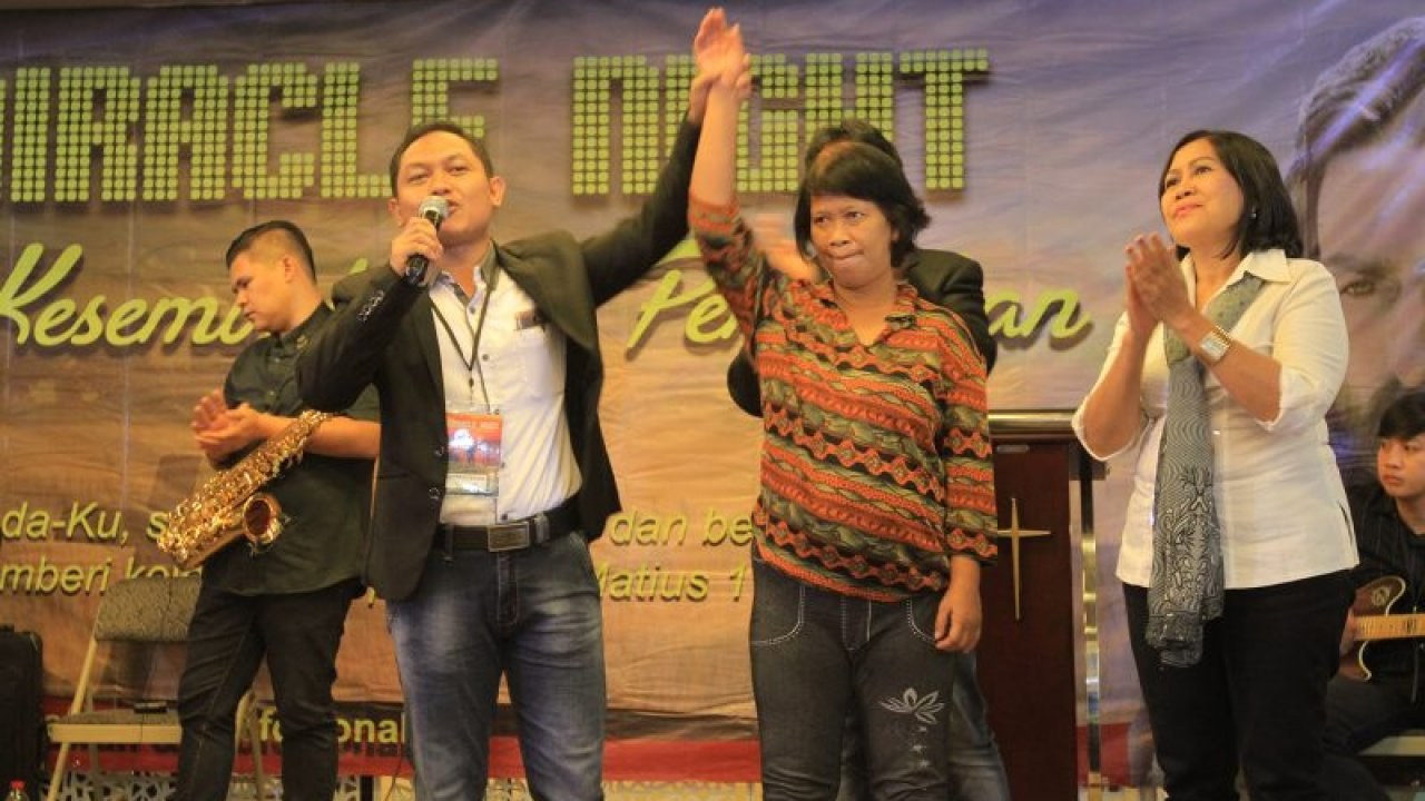 Miracle Night ITC Cempaka Mas