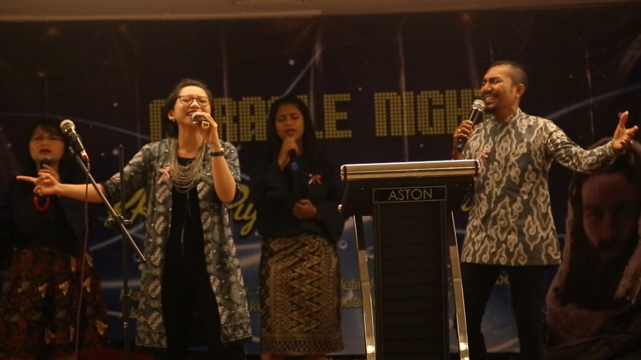 Miracle Night in Banjarmasin