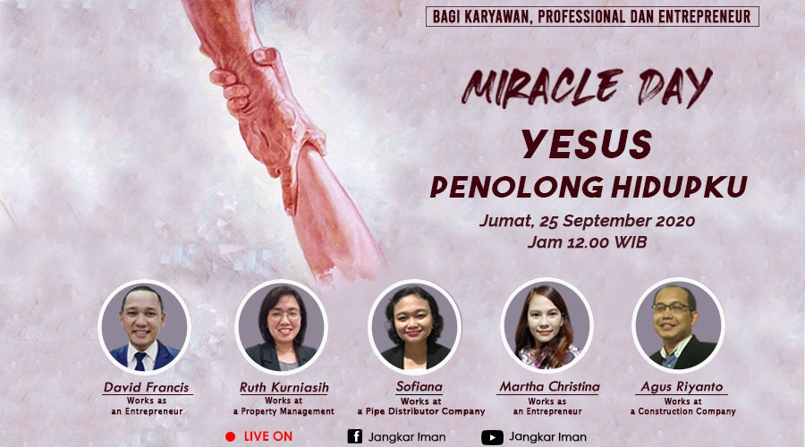 Miracle Day, Friday 25 September 2020