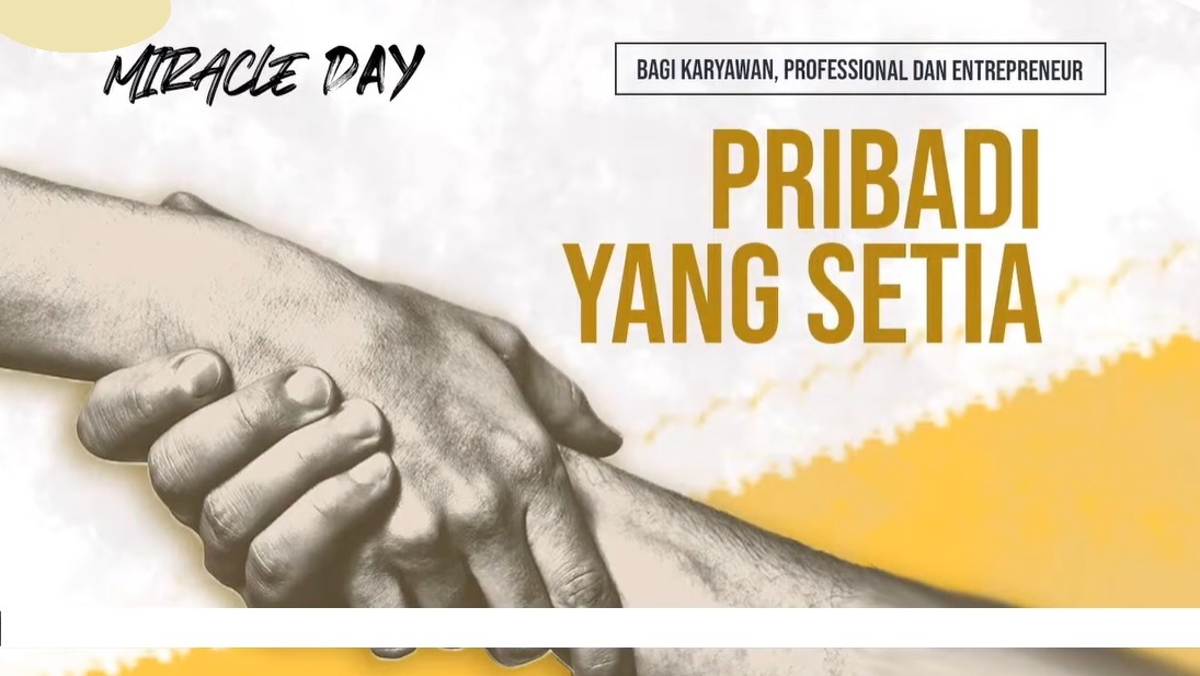 Miracle Day Friday 30 October 2020